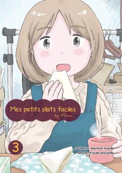 Mes petits plats faciles by Hana tome 3