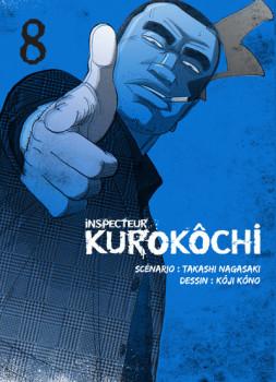 Inspecteur Kurokochi tome 8