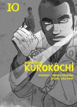 Inspecteur Kurokochi tome 10