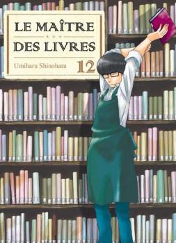 Le maître des livres tome 12