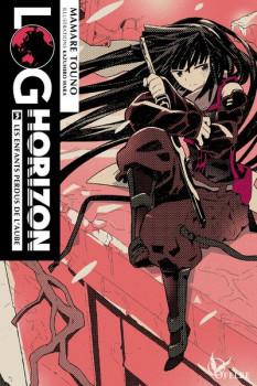 Log Horizon - roman tome 3 - Les enfants perdus de l'aube