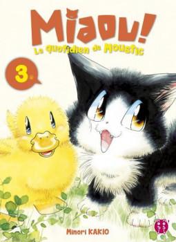 Miaou ! le quotidien de Moustic tome 3