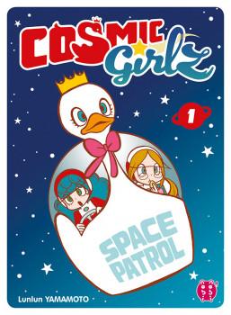 Cosmic girlz tome 1