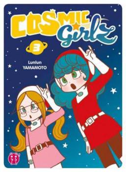 Cosmic girlz tome 3