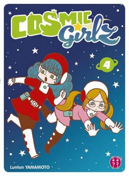 Cosmic girlz tome 4