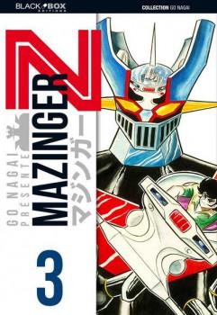Mazinger Z tome 3