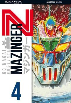 Mazinger Z tome 4