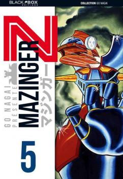 Mazinger Z tome 5