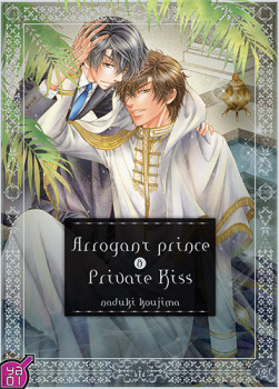 Arrogant prince and secret love tome 2