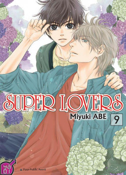 Super lovers tome 9