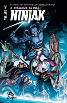 Ninjak tome 3