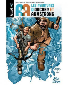 A + A - les aventures d'Archer et Amstrong