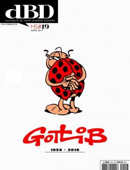 dBD magazine n°19 - Hors série - Gotlib