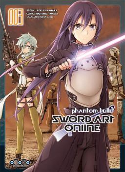 Sword art online - Phantom bullet tome 3