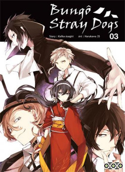 Bungô stray dogs tome 3