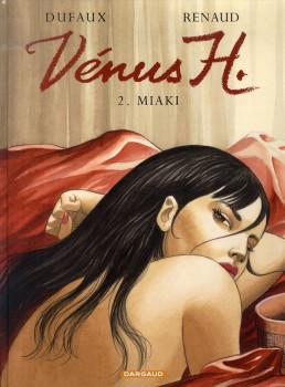 vénus h. tome 2 - miaki