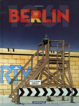 berlin (marvano) tome 3 - deux enfants de roi