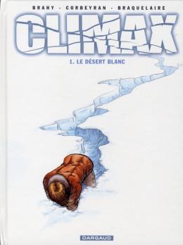 climax tome 1 - le désert blanc
