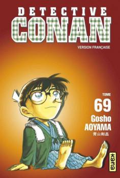 détective Conan tome 69