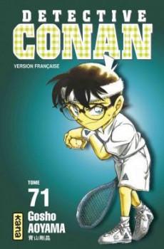 Detective conan tome 71