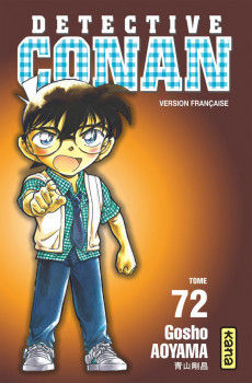 détective Conan tome 72