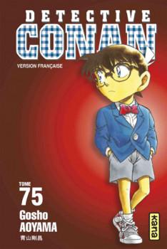 détective Conan tome 75