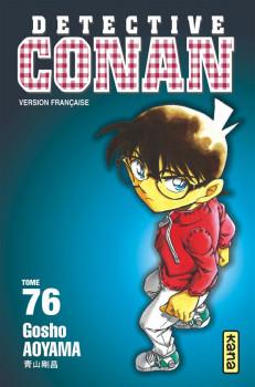 détective conan tome 76