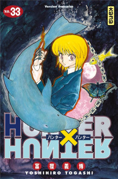 Hunter X Hunter tome 33