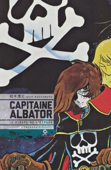 capitaine Albator - le pirate de l'espace - intégrale