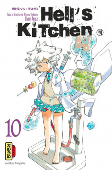 Hell's kitchen tome 10