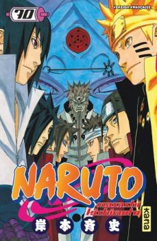 Naruto tome 70