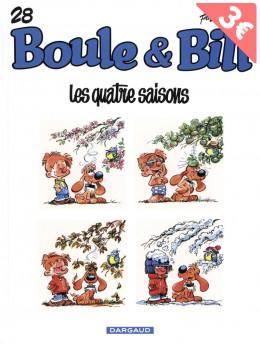 Boule et Bill tome 28 - Lire en short