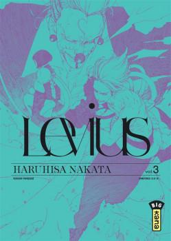 Levius tome 3
