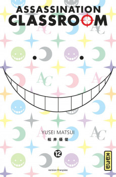 Assassination classroom tome 12