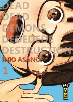 Dead dead demon's dededede destruction tome 1