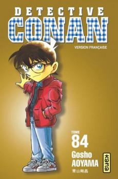 Détective Conan tome 84