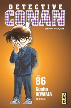 Détective Conan tome 86