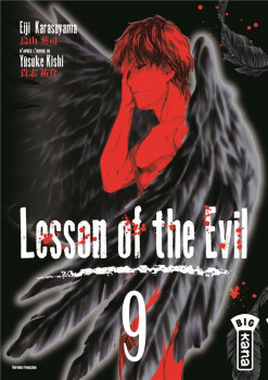 Lesson of the evil tome 9