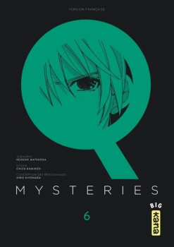 Q mysteries tome 6