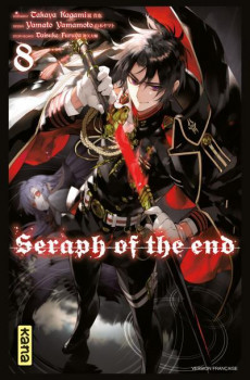 Seraph of the end tome 8