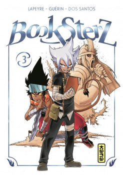 Booksterz tome 3