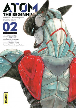 Atom the beginning tome 2