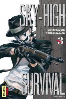 Sky high survival tome 3