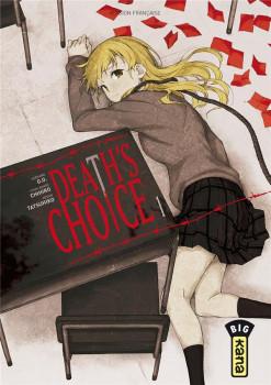 Death's choice tome 1