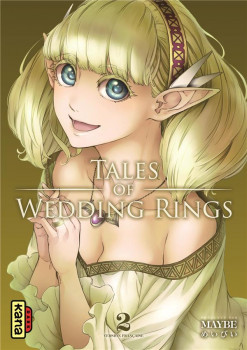 Tales of the wedding rings tome 2