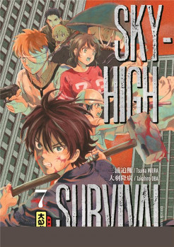 Sky-High survival tome 7