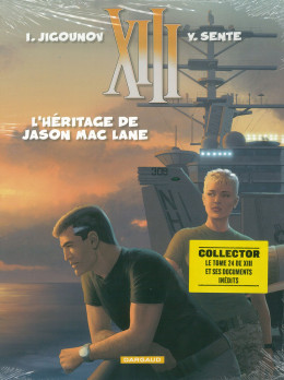 XIII - coffret tome 24 + docs inédits