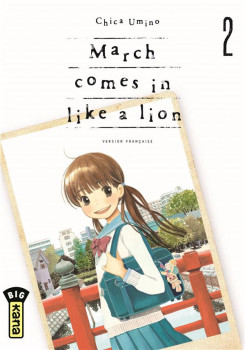 March comes in like a lion tome 2