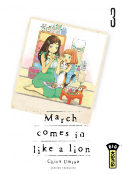 March comes in like a lion tome 3
