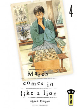 March comes in like a lion tome 4